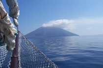 towards Stromboli